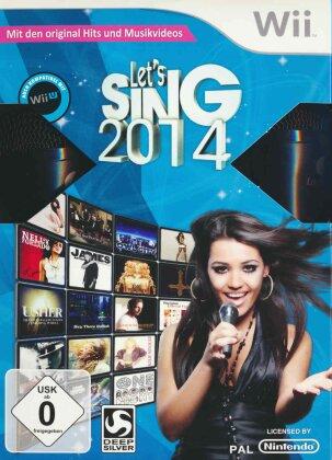 Let's Sing 2014 + 2 Mics