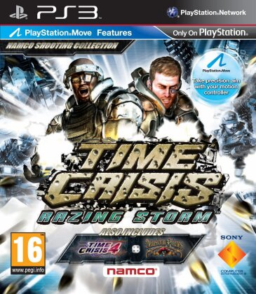 Time Crisis Razing Storm (Move only)