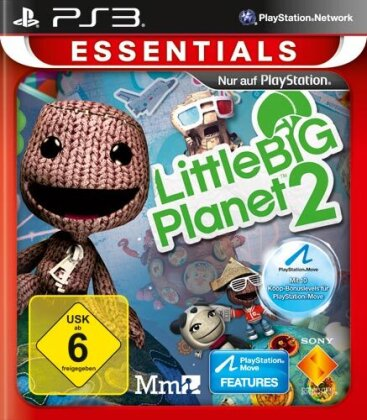 Little Big Planet 2 - Essentials (German Edition)