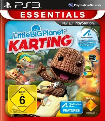 Little Big Planet Karting - Essentials (German Edition)