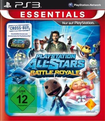 AllStar Battle Royal Essentials