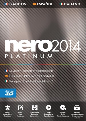 Nero 2014 Multimedia Suite Platinum