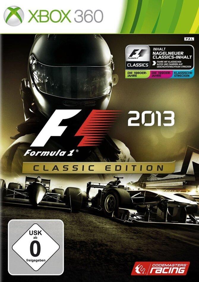 Formula 1 2013 - Classic Edition