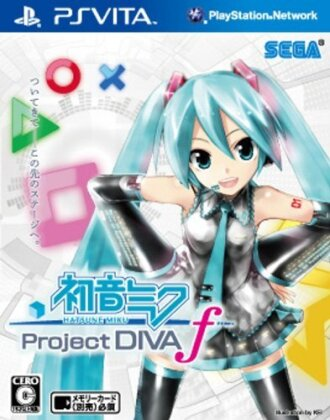 Hatsune Miku: Project Diva F (US-Version)