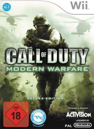 Call of Duty 4 - Modern warfare (Reflex Edition)