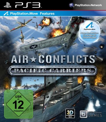 Air Conflicts Pacific Carriers (German Edition)