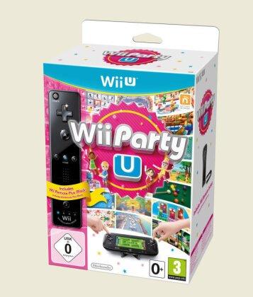 Party U inkl. Remote schwarz