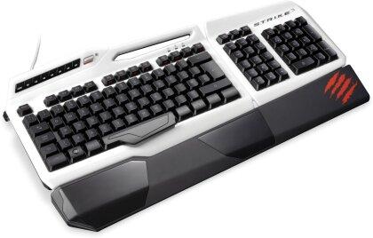 S.T.R.I.K.E. 3 Professional Gaming Keyboard - white [German-Layout]