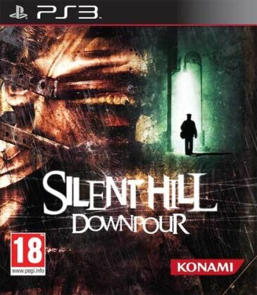 Silent Hill Downpour (GB-Version)