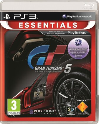 Essentials - Gran Turismo 5
