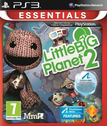 Little Big Planet 2 - Essentials