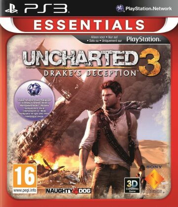 Uncharted 3 Drakes Deception - Essentials