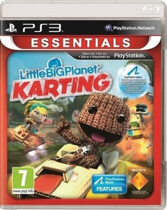 Little Big Planet Karting - Essentials
