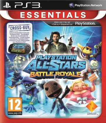Playstation All Stars Battle Royale Essentials