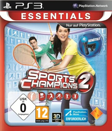 Sports Champions 2 Essentials (Move only)