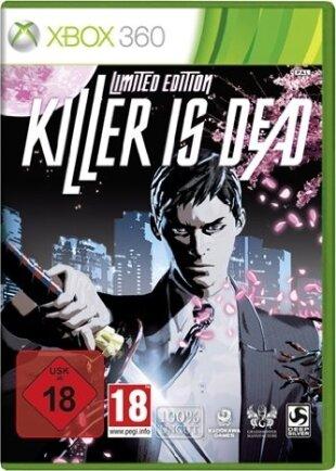 Killer is Dead (GB-Version) (Édition Limitée)