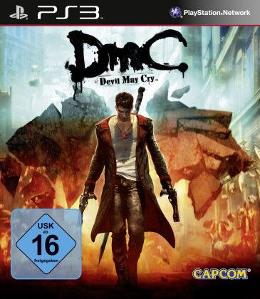 DMC - Devil May Cry (German Edition)
