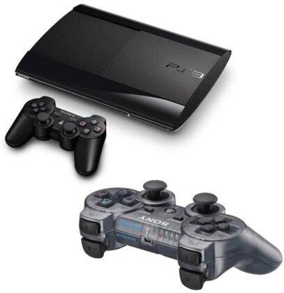 Sony PS3 12 GB + Controller grau