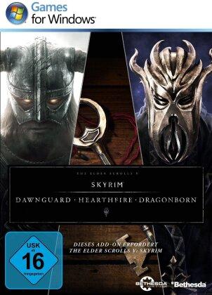 The Elder Scrolls V:Skyrim - Erweiterungspacket