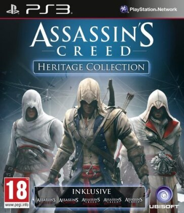 Assassins Creed (Legacy Heritage Collection)