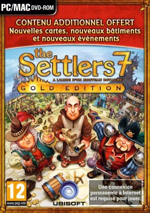 The Settlers 7 (Gold Édition)