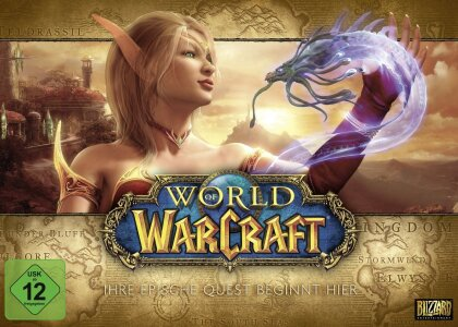 World of Warcraft - Battlechest 4.0