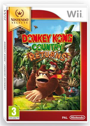 Donkey Kong Country Returns - Nintendo Selects