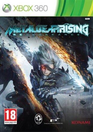 Metal Gear Rising Revengeance (GB-Version)