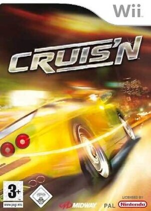 Cruisn Wii