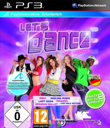 Lets Dance with Mel B (Move only)