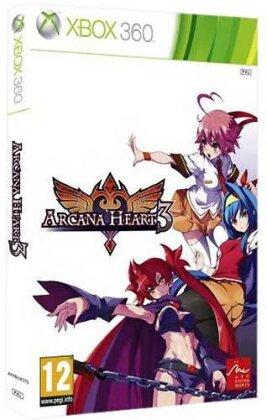 Arcana Heart 3 XB360 UK