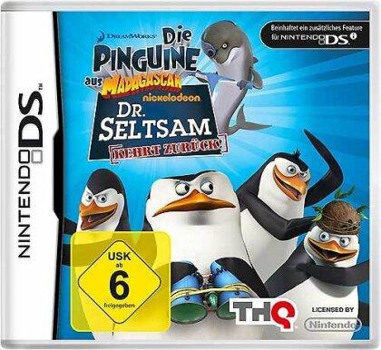 Pinguine aus Madagascar 2 Dr. Seltsam kehrt zurück