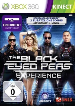 Black Eyed Peas Experience D1-Version (Kinect only)