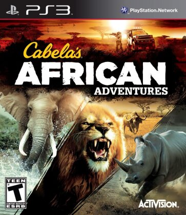 Cabelas African Adventures (US-Version)