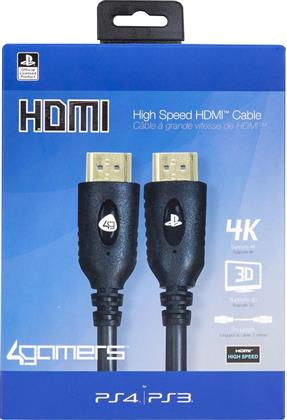 High Speed HDMI Cable - Dual Format