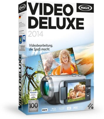 Magix Video Deluxe 2014 (PC)