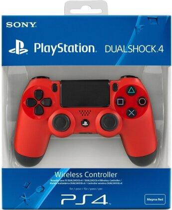 PS4 Controller original Magma Red wireless Dual Shock 4
