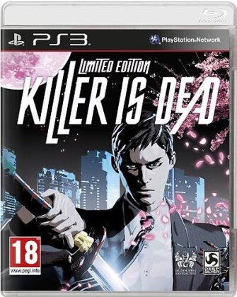 Killer is Dead - (GB-Version) (Limited Edition)