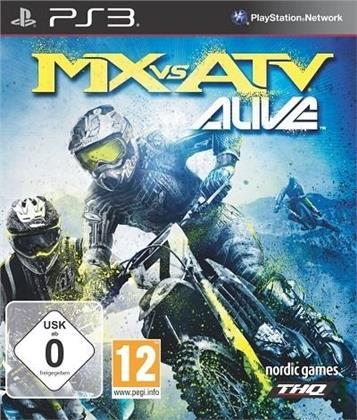 MX vs. ATV - Alive