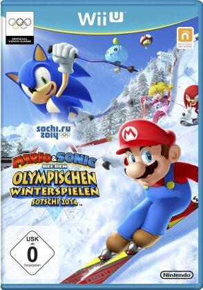 Mario & Sonic Sotschi 2014 - Bei den Olympischen Winterspielen