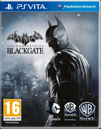Batman Arkham Origins Blackgate