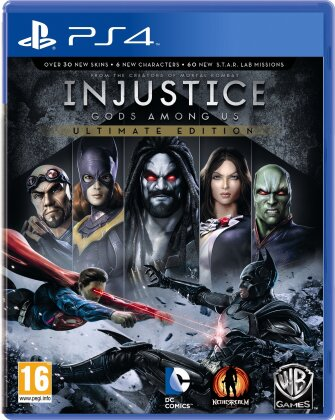Injustice (Édition Ultime)