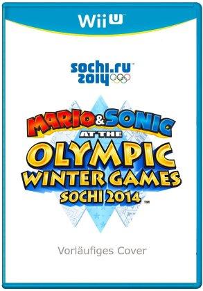 Mario & Sonic ai Giochi olimpici invernali: Sochi 2014