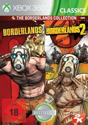 Borderlands Collection (1+2)