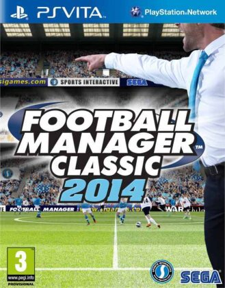 Football Manager 2014 (GB-Version)