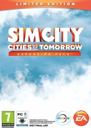 Simcity: Cities Of Tomorrow (Édition Limitée)