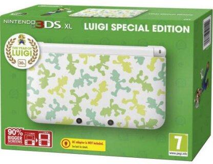 3DS Konsole XL Luigi green limitiert (kein Game enthalten)