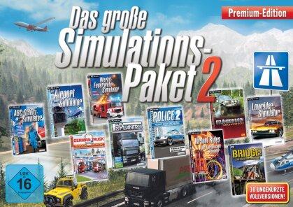 Das grosse Simulations-Paket 2 (Édition Premium)