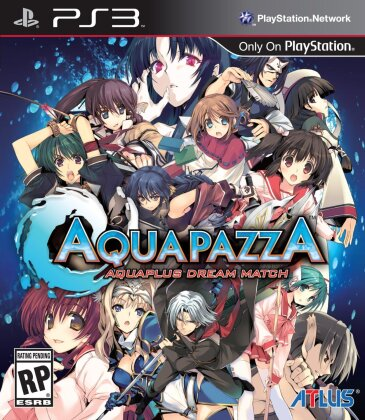 AquaPazza (US-Version)