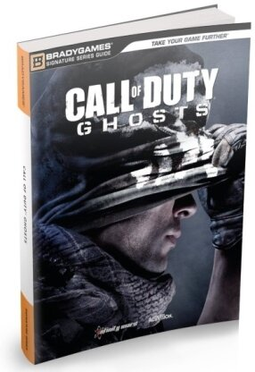 Call of Duty Ghosts Lösungsbuch
